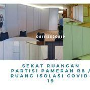 SEKAT RUANGAN DARURAT PARTISI R8 | SEKAT RUANGAN PARTISI R8 TERMURAH BEKASI (29470069) di Kab. Tangerang