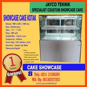 Cake Showcase Display Etalase Kue (29470763) di Kota Bekasi
