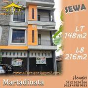 Ruko Murah Jalan Martadinata Pontianak Kalimantan Barat (29472154) di Kota Pontianak