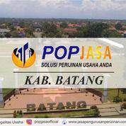 Jasa Pendirian PIRT Murah Di Kabupaten Batang (29476000) di Kab. Batang