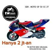 Motor Mini GP 50 Cc 2 Tak Surabaya (29483636) di Kota Surabaya