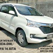 Kridit Super Murah DP 16 Juta Great New Xenia 1.3R MT 2017 Low KM Jarang Dipakai_Antik (29486278) di Kota Semarang