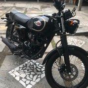 Kawasaki W175, Low Km, Service Rutin, Mesin Gress Apalagi Body Msh Aduhaiiii (29486628) di Kota Denpasar