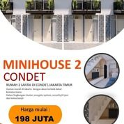 Strategis! Unit Hanya Sedikit Mini House Condet Rumah Murah Dan Kavling (29501637) di Kota Jakarta Timur