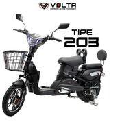 Sepeda Listrik Volta 203 Warna Hitam (29511874) di Kab. Semarang