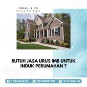 IMB INDUK PERUMAHAN (29516329) di Kota Jakarta Selatan
