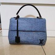 Tas Louis Vuitton Original Cluny Bb Epi Leather Denim (29517356) di Kota Surabaya