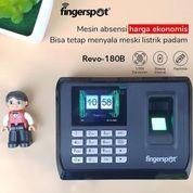 Revo Fingerspot 180B Alat Absensi (29518254) di Kab. Kupang