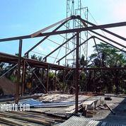 Konstruksi Gudang Baja Berat Tabanan - Bali (29519822) di Kab. Tabanan