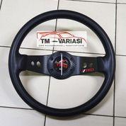 Stir Racing Import 13 Inchi 2 Palang Besi TRD Lingkar Tengah Carbon (29522462) di Kota Jakarta Pusat