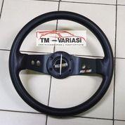 Stir Racing Import 13 Inchi 2 Palang Besi Ralliart Tengah Carbon (29522608) di Kota Jakarta Pusat