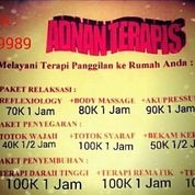 Adnan Terapis Pijat Panggilan (29523018) di Kota Bogor