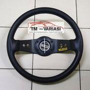 Stir Racing Import 13 Inchi 2 Palang Besi SPC Tengah Motif Carbon (29523084) di Kota Jakarta Pusat