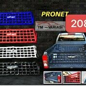 Pronet High Performance Tailgate Net Jaring Cargo Net Bagasi Belakang Merah (29523203) di Kota Jakarta Pusat