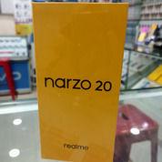 REALME NARZO 20 4/64 RESMI (29529693) di Kota Semarang