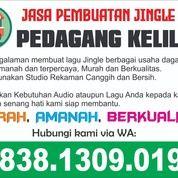 JASA PEMBUATAN JINGLE LAGU UNTUK PEDAGANG KELILING (29530400) di Kota Tangerang Selatan
