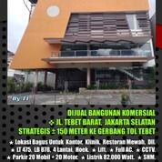 Bangunan Komersial Di Jln Tebet Barat Jakarta Selatan (29530984) di Kota Jakarta Selatan