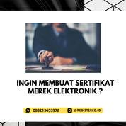 Sertifikat Merek Elektronik (29532149) di Kota Tangerang Selatan