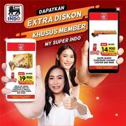 Super Indo EXTRA DISKON khusus member My Super Indo! (29534977) di Kota Jakarta Selatan