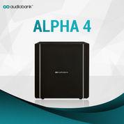 Audiobank Alpha 4 Subwoofer (29536097) di Kota Jakarta Pusat