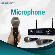 Audiobank WMX177 Wireless Microphone (29536119) di Kota Jakarta Pusat