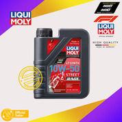 Liqui Moly Motorbike 4T Synth 10W-50 Street Race 1L Oli Motor 1502 (29540327) di Kota Jakarta Utara