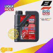 Liqui Moly Motorbike 4T Synth 5W-40 Street Race 1L Oli Motor 2592 (29540331) di Kota Jakarta Utara