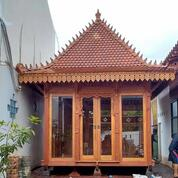 Musholla Panggung Kayu Jati (29545596) di Kab. Sukoharjo
