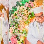 SEGERA BOKING !!! Backdrop For Wedding Photo Booth Sumpiuh (29547000) di Kab. Banyumas