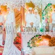 MURAH !!! Backdrop For Wedding Photo Booth Tambak (29547018) di Kab. Banyumas