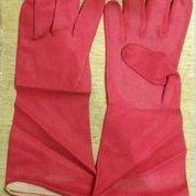 Sarung Tangan Karet Latex Tebal Serbaguna,Rubber Hand Glove 32cm Sea Gull (29553443) di Kota Jakarta Pusat