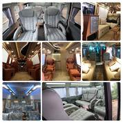 Interior Bus, Elf, Hiace, Hyundai H1 Dan Mobil Lain, Harga OK (29559278) di Kota Tangerang Selatan