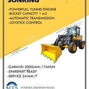 Wheel Loader 0,8 & 1,1 M3 Murah, Yunnei Engine Turbo, Brand SONKING (29559846) di Kab. Sarolangun
