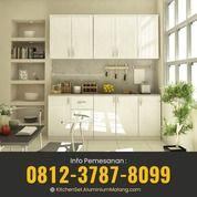TERMURAH!! WA: O8I2-3787-8O99, Kitchen Set Aluminium Hitam Malang (29560936) di Kab. Malang