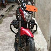Yamaha Byson 2014 Warna Merah (29560987) di Kota Bandung