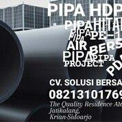 Pipa HDPE Pipa PE-100 Pipa Hitam Pipa Air Bersih (29561395) di Kab. Mimika