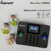 Fingerspot Revo Duo 158 BNC Alat Absensi (29567171) di Kab. Ende