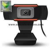 HD Webcam Web Cam Desktop Laptop Video 720P Dengan Mic Microphone (29577219) di Kota Surakarta