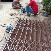 Jasa Servis Pintu Harmonika Panggilan Wilayah Jakarta (29578218) di Kota Jakarta Timur