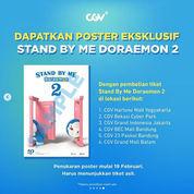 CGV jadi saksi pernikahan Nobita & Shizuka (Poster Exclusive Stand By Me Doraemon 2) (29578555) di Kota Jakarta Selatan