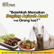 Aqiqah Pekalongan Kualitas Terjamin , Enak , Sedap Dan Terferivikasi Halal (29581550) di Kota Pekalongan