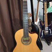 ROCKWELL Gitar Elektrik Klasik Rc-100 NEGO (29585158) di Kota Depok