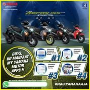 Yamaha New Aerox Connected 155 Standar (29587596) di Kota Depok