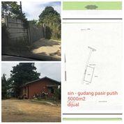 Gudang Berpagar Sudah Ada Listrik Air Dan Strategis (29587857) di Kab. Kampar