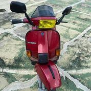 Vespa Excel 1991 Merah Rosso (29588769) di Kota Tangerang Selatan