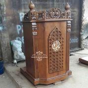 Mimbar Podium Masjid (29588834) di Kota Jakarta Timur