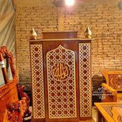 Mimbar Podium Masjid Minimalis (29588835) di Kota Jakarta Timur