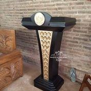 Podium Stand Pidato Presiden (29588961) di Kota Jakarta Timur