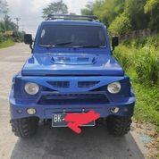 Kesayangan Jimny Katana 4x4 Thn 84 Gagah (29589528) di Kota Medan
