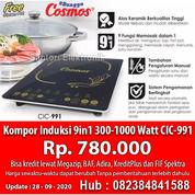 Kompor Listrik / Kompor Induksi / Induction Cooker 9in1 Cosmos CIC-991 Garansi Resmi (29590719) di Kota Pekanbaru